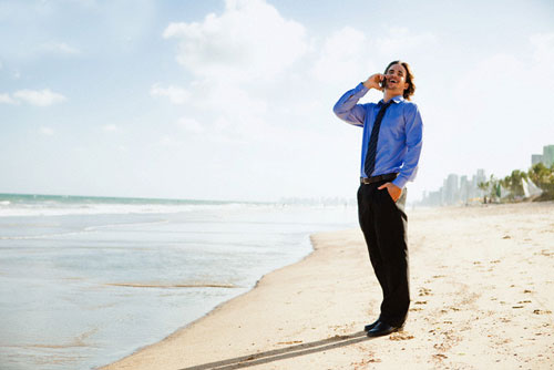 Поддерживать бизнес во время отпуска