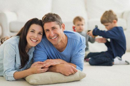 Как устроить семейное счастье