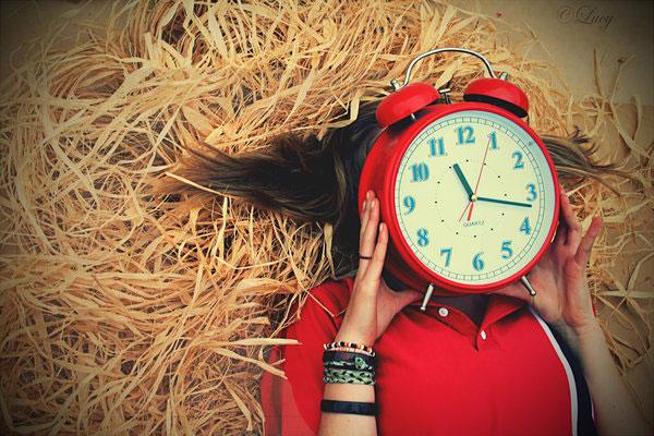 У меня нет времени? Время есть всегда!