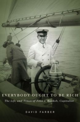 Книга Дэвида Фарбера Everybody Ought to Be Rich