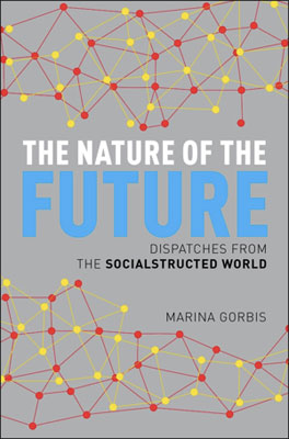 Книга Марины Горбис The Nature of the Future