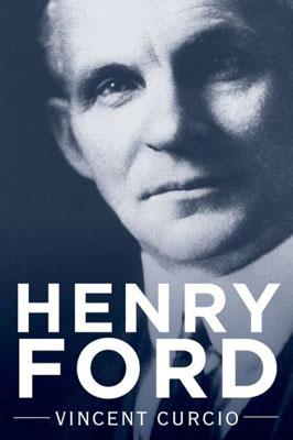 Книга Винсента Курчио Henry Ford