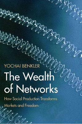 Книга Йохай Бенклер Богатство сетей