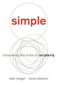 Преимущество в упрощении, или книга Alan Siegel Simple