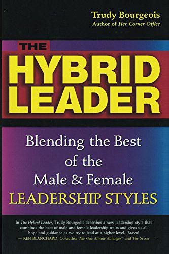 Книга Труди Боржис «Смешанный лидер»