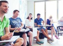 Чем обусловлена эффективность обучения в языковой школе