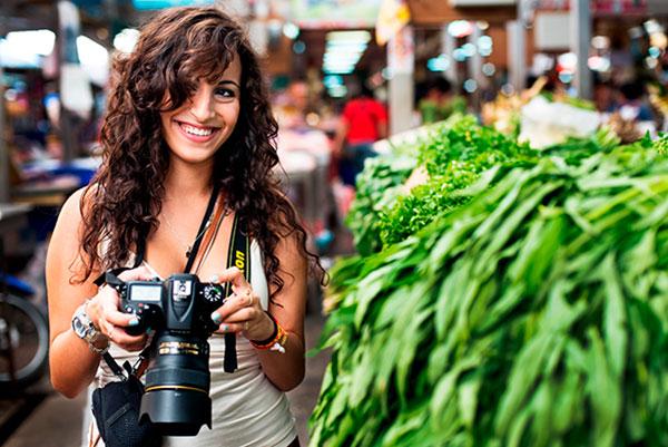 Профессия женщина фотограф